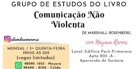 Grupo De Estudos Do Livro Comunicação Não Violenta ingressos