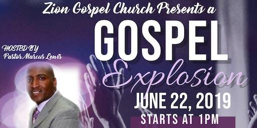 Zion Gospel Church Gospel Explosion