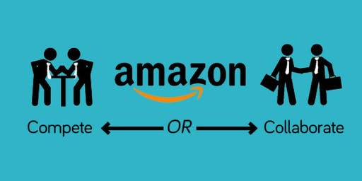 Amazon: Compete or Collaborate? | Breakfast Event