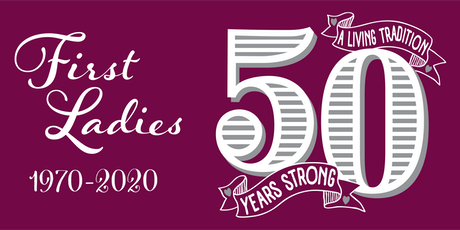 Whitehouse First Ladies Drill Team 50th Anniversary Celebration tickets