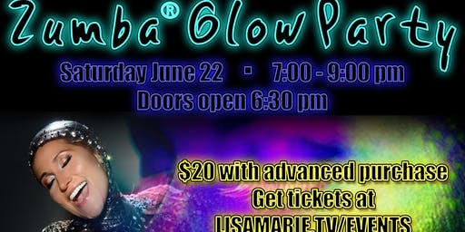 Zumba Glow Party Los Angeles