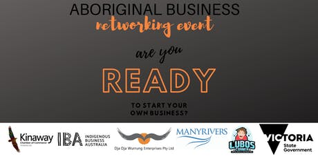 Aboriginal Business Networking Event tickets