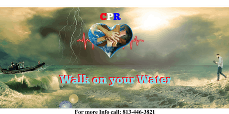 CPR - Walk on Your Water tickets
