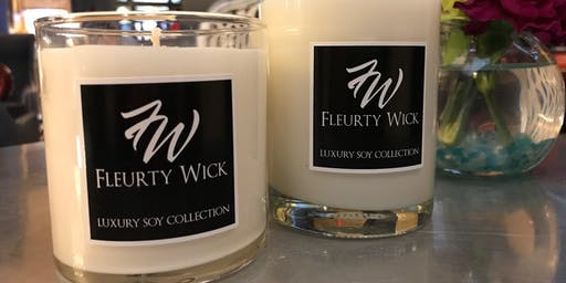 Start Your Own Candle Business - Half Day Workshop