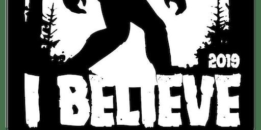 2019 I Believe 1 Mile, 5K, 10K, 13.1, 26.2 - Portland