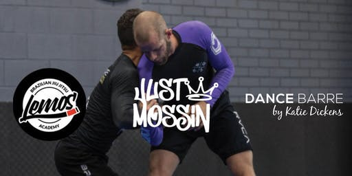 Jiu-Jitsu Power Hour for Just Mossin!