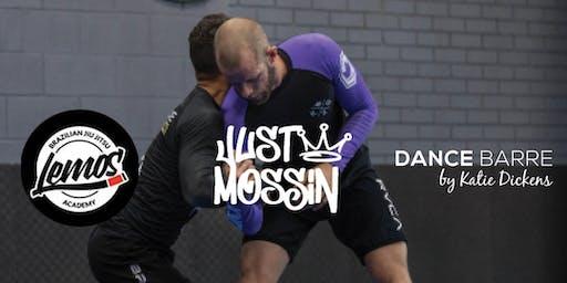 Jiu-Jitsu Power Hour for Just Mossin!