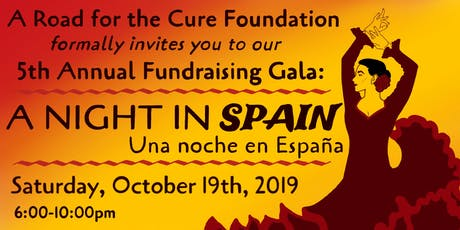 5th Annual ARFTC Fundraising Gala: A Night in Spain tickets
