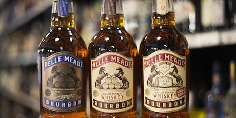 Belle Mead Bourbon Tasting tickets