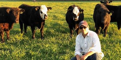 Farm visit with Joe Kovacek at Western Sydney University farm tickets