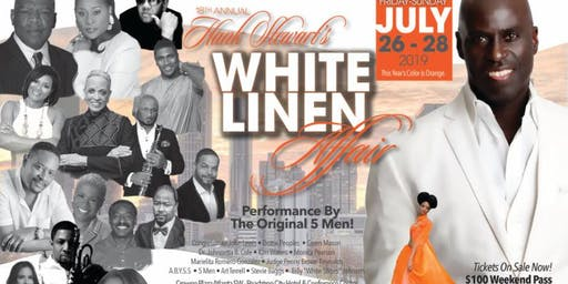 CALL TO ACTION: Volunteer for Stewart Foundation White Linen 2019