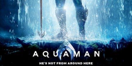 Aquaman Movie Screening @ Concord Library  tickets