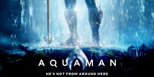 Aquaman Movie Screening @ Concord Library