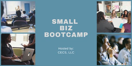 Small Biz Bootcamp tickets