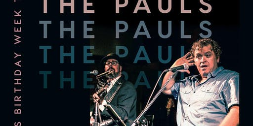 The Pauls, the songs of Paul McCartney & Paul Simon