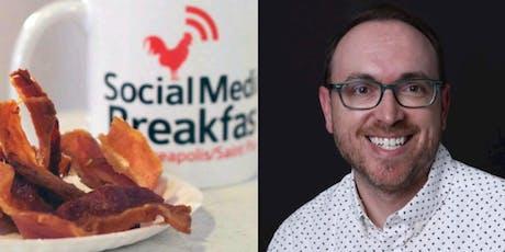 Social Media Breakfast MSP: A Conversation with Greg Swan tickets