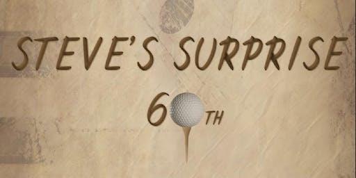 Steve's Surprise 60th