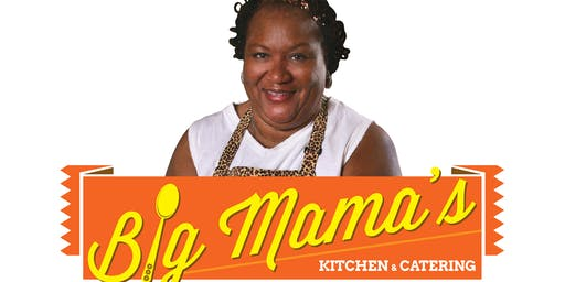 Pop Up at Big Mama's with Chef Wesleyon Zollicoffer