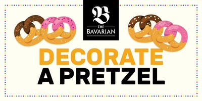 Kids FREE Decorate a Pretzel Workshop