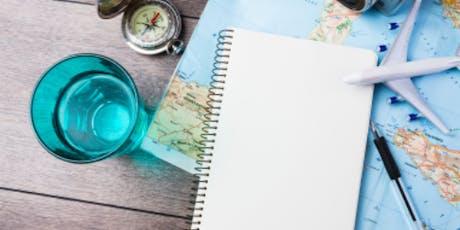 Travel Writing Workshop - Briar Jensen tickets
