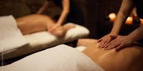 MASSAGE FOR TWO  tickets