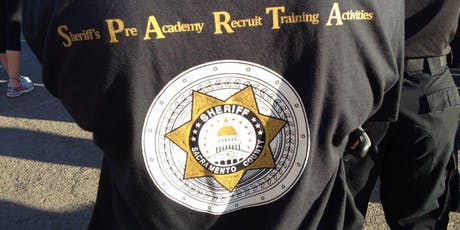 Sheriff's Pre Academy Recruit Training Activities (SPARTA) tickets