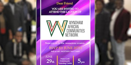 WACN OFFICIAL LAUNCH  tickets