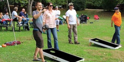 Summerfest Corn Hole Tournament sponsored by Two Stones Pub
