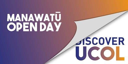 UCOL Manawatu Open Day 2019