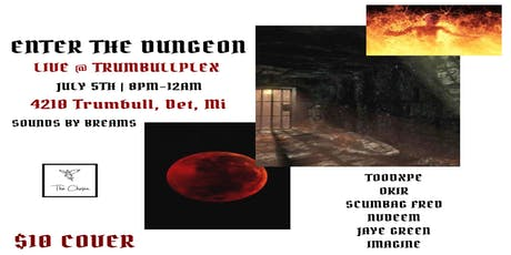 ENTER THE DUNGEON tickets