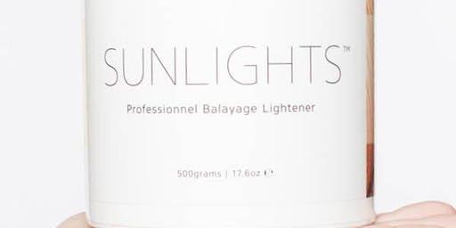 Sunlights Balayage Hands On Class