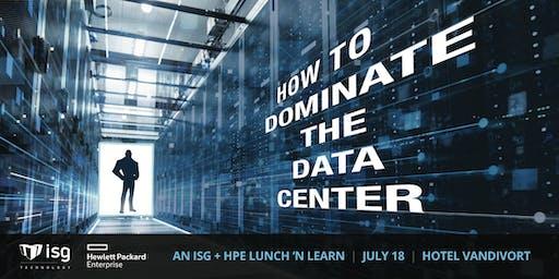 ISG & HPE: Infosight Lunch 'n Learn