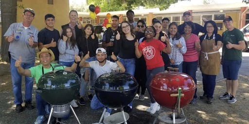 Hayward Adult School Raising Leaders- BBQ Life Skills Workshop