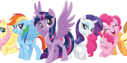 July School Holidays My Little Pony Friendship Group for children in Prep - Grade 3 ($400)