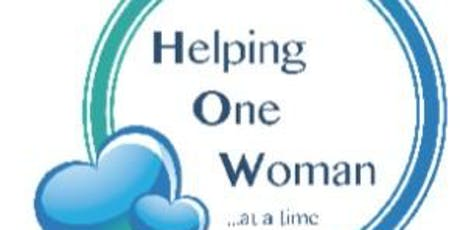 Helping One Woman Marietta tickets