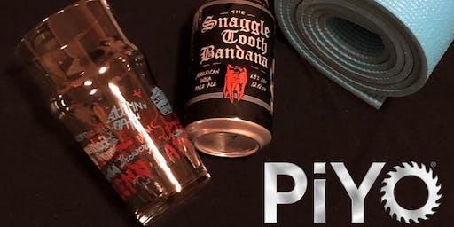 PiYO and a Pint
