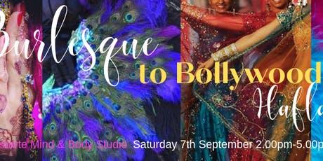 Burlesque to Bollywood Hafla tickets