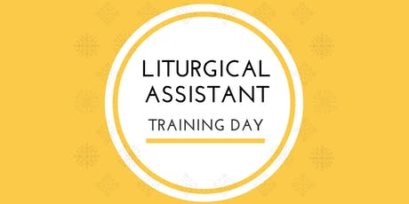 Liturgical Assistant Training Day  tickets