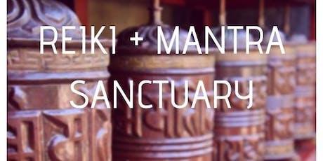 Reiki & Mantra Sanctuary tickets