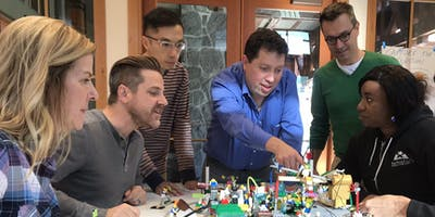 Mexico Certification Training with LEGO® SERIOUS PLAY® methods and materials for Teams and Groups