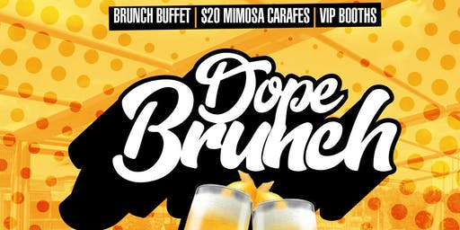 DopeBrunch: The Dopest Brunch in the RDU!!