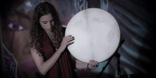 Frame Drum Immersion w/ April Centrone