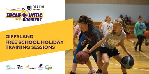 Train with The Deakin Melbourne Boomers - Morwell - SOLD OUT