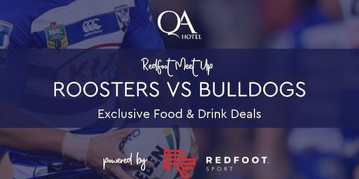 Roosters Vs Bulldogs - Bulldogs Fan Brisbane Meetup