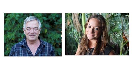 In-conversation: Steve Hawke & Madelaine Dickie