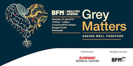 BFM Healthy Ageing 2019