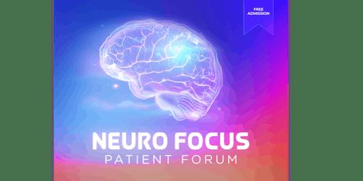 Neuro Focus Patient Forum