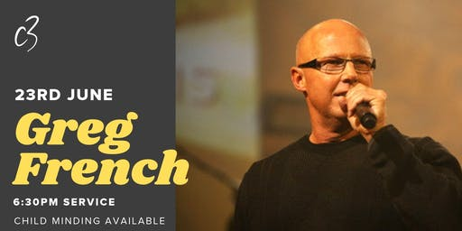 Childminding for Greg French Evening Service