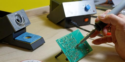 Build IT Up Workshop: Electronics and Soldering Workshop