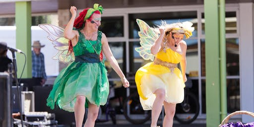 Faerie song and dance workshop